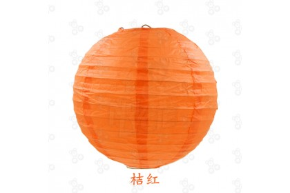 """(Ready Stock) New Multicolor Round Paper Lantern 8"""" 10"""" 12"""" 14"""" 16"""" 18'' 20'' Hanging Decoration"""