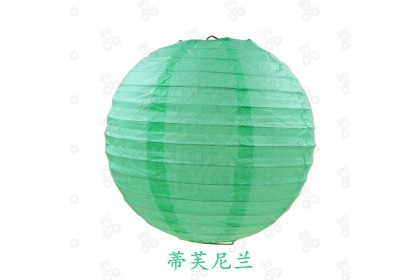 "(Ready Stock) 2020 New Round Paper Lantern 8"" 10"" 12"" 14"" 16"" 18'' 20'' Hanging Decoration"