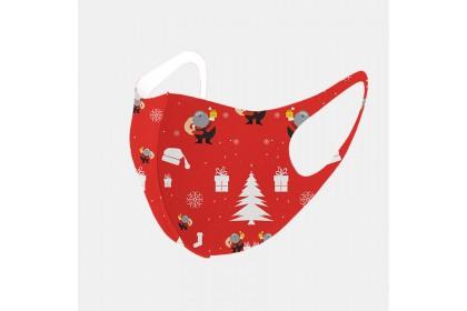 [Ready Stock] Xmas Children Face Mask 聖誕口罩 (兒童款)