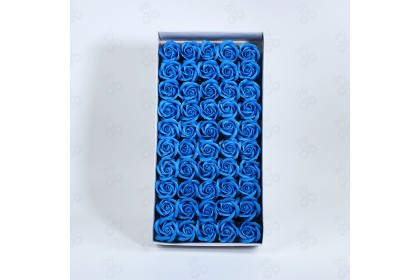 (Ready Stock) (3 layers) Soap Rose 50pcs/box for Valentine for Mother's Day for Lover for Celebration