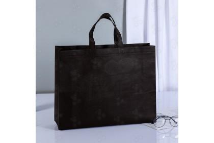 (Ready Stock) Tote Bag Shopping bag Non-Woven Bag Colorful Gift Bag (Landscape)