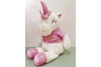 [Ready Stock] 90cm/60cm Dream Unicorn Plush Stuffed Toy Doll