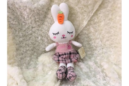 (Ready Stock) 43cmSweet Dreamy Rabbit  Stuffed Toy Plush Toy Doll