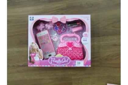 (Ready Stock)  Princess Salon Electric Beauty Set with Light +Music...