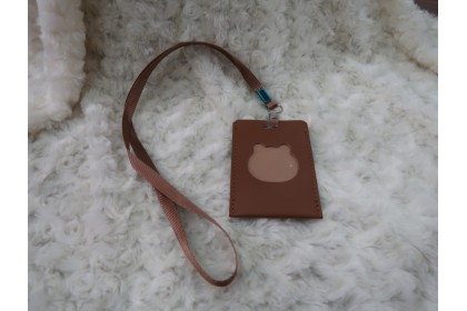 (Ready Stock) Unisex Colorful Card Holder with Long strip..