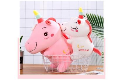 (Ready Stock) 45CM Dream Unicorn Plush Toys ~