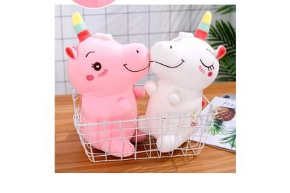 (Ready Stock) 34cm Dream Unicorn  Stuffed Toy Plush Toy Doll