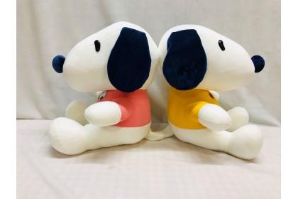 (Ready Stock) 30cm Cute Sitting Snoo..py Stuffed Toy Plush Toy Doll