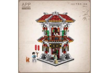 LOZ 1023 / 1024 / 1025 MINI Nano Diamond Creative Brick Ancient Street Series Building Block