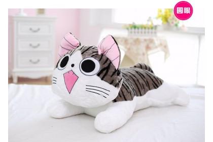 (Ready Stock) 100cm Giant Cute Kawaii Cat Pillow Stuffed Toy Plush Toy Doll