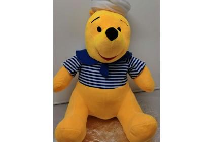(Ready Stock) 55cm Cute Mr.Sailor Man Doll Stuffed Toy Plush Toy Doll Birthday Gift