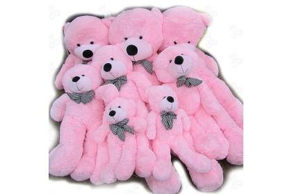(Ready Stock) 100cm & 120cm Cute Giant Teddy Bear Stuffed Toy Plush Toy Doll Birthday Present