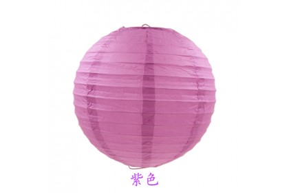 """(Ready Stock) Multicolor Round Paper Lantern 8"""" 10"""" 12"""" 14"""" 16"""" 18'' 20'' Hanging Decoration"""